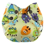 Blueberry Newborn Simplex All In One w/Organic Cotton