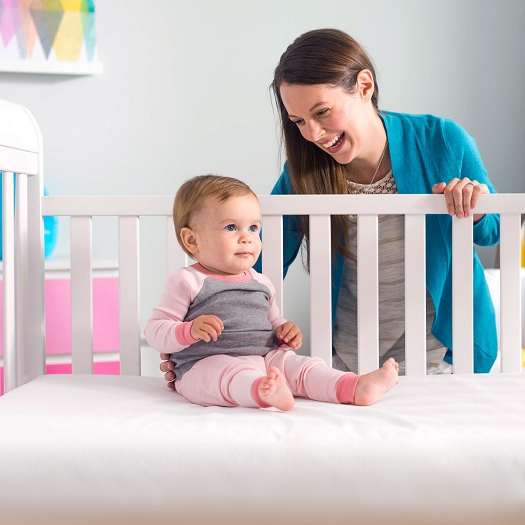 Lullaby Earth Healthy Support Crib Mattress Original