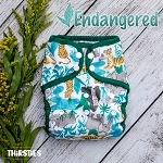 Thirsties Earth Day LIMITED EDITION - Endangered!
