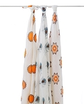 aden + anais - Bamboo Muslin Swaddling Blankets (3 pack)