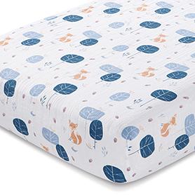 Aden Anais Organic Crib Sheet