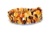 The Amber Monkey Adult Bracelet