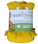 AppleCheeks Cloth Diaper Little Bundle - Bamboo Insert