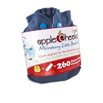 AppleCheeks Cloth Diaper Little Bundle - Microterry Insert