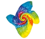 Austin Tie Dye Child's Travel Blanket