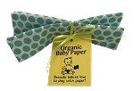 Baby Paper - Crinkly Baby Toy - Organic