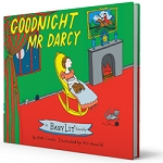 BabyLit ~ Goodnight Mr. Darcy