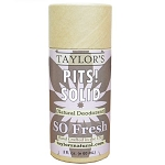 ELEVATED PITS! Solid Stick Natural Deoderant by TAYLOR'S