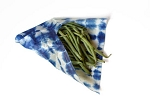 Bee Kitchen Wrap - Large Shibori Wrap