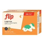 Flip Organic Cotton Insert - NIGHTTIME