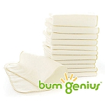 bumGenius! Flannel Baby Wipes