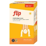 Flip Daytime Organic Cotton Day Pack (2 Covers + 8 Inserts)