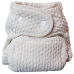 Bummis One-Size Dimple Fitted Diaper