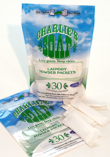 Charlie S Soap Laundry Powder Packets Free Shipping Over 35