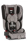 Diono Rainier Convertible & Booster Car Seat - White Houndstooth