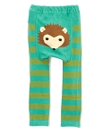 Doodle Pants Woodland Hedgehog Leggings