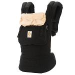 ERGObaby Carrier - Black/Camel