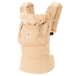 ERGObaby Baby Carrier - Camel