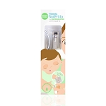 Fridababy Nailfrida Baby Nail Clippers with S-Shaped File