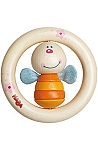 HABA Buzz-Buzz Clutching Toy