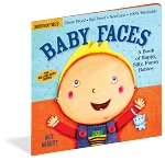 Indestructibles Baby Books: Baby Faces