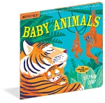 Indestructibles Baby Books: Baby Animals