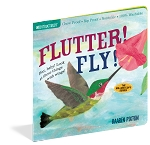 Indestructibles Baby Books: Flutter! Fly!