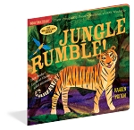Indestructibles Baby Books:  Jungle Rumble