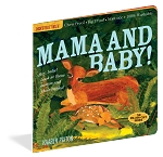 Indestructibles Baby Books:  Mama and Baby