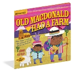 Indestructibles Baby Books: Old Macdonald Had A Farm