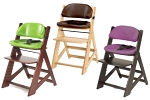Keekaroo Height Right Kids Chair with Comfort Cushions Bundle