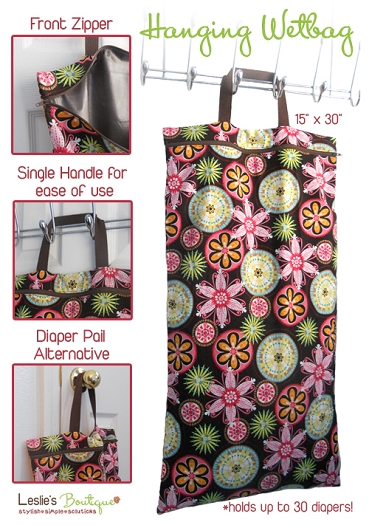 Home Cloth Diapers Accessories Wet Bags Leslie S Boutique Hanging Bag