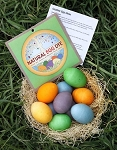 Natural Earth Paints Natural Egg Dye Kit