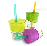 Silikids Siliskins Straw Tops - 3 pack