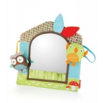 Skip Hop Treetop Friends Activity Mirror