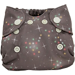 Smart Bottoms - Born Smart Organic Newborn All-in-One