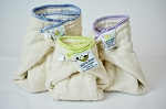 Sweet Pea Diapers Cotton Prefolds