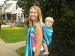 Babywearing 101- Wearing Your Newborn - Waiting List