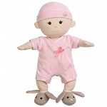 Apple Park Baby Girl Plush Toy