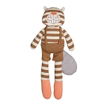 Apple Park Buster Beaver Organic Plush Toy
