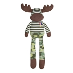 Apple Park Marshall Moose Organic Plush Toy