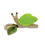 Apple Park Snail Crawling Teething Toy