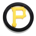 Chewbeads - MLB Gameday Teether - PITTSBURGH PIRATES
