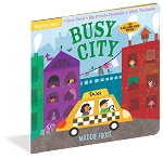 Indestructibles Baby Books: Busy City