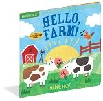 Indestructibles Baby Books: Hello Farm