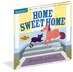 Indestructibles Baby Books: Home Sweet Home