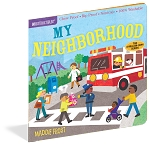Indestructibles Baby Books: My Neighborhood