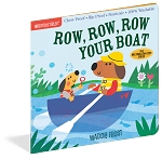 Indestructibles Baby Books: Row Row Row Your Boat