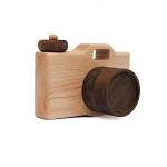 Little Sapling Toys - Camera Wood Toy