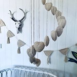 O.B. Designs - Hand Crocheted Mobiles